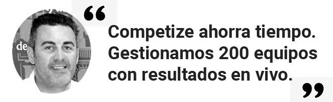 Reseña de Competize - Mundialito de Badajoz