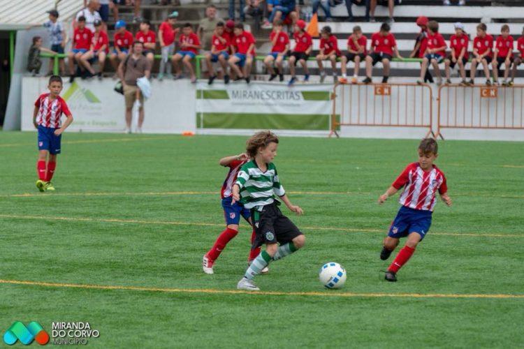 Torneo futbol base Miranda Cup Portugal