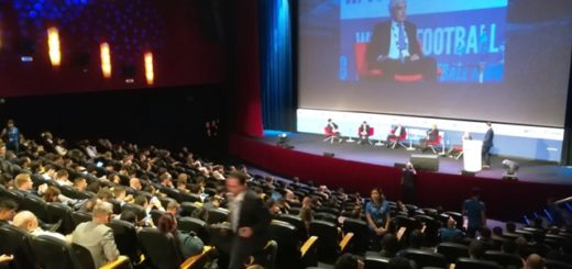 Competize World Football Summit 2018 teatro goya