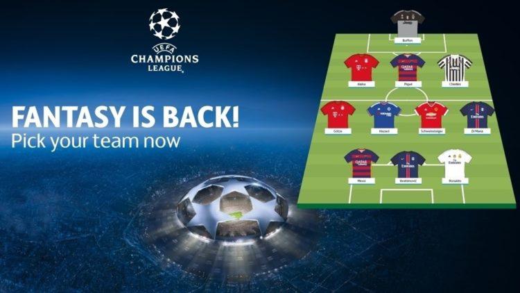 fantasy uefa champions league aplicacion descargar app store google play