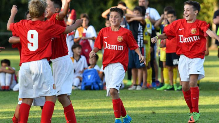 Torneo fútbol 7 Memorial Enric Rodà