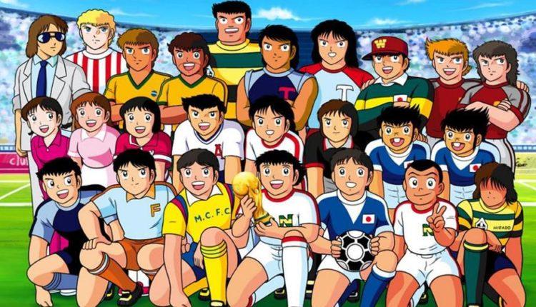 supercampeones jugadores futbol aficionado