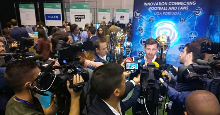 Gestionar club de fútbol con André Villas Boas
