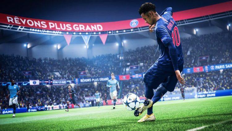 juegos de futbol fifa 19