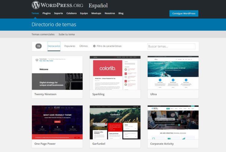 Crear torneos online con web de WordPress