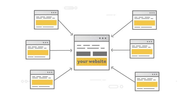 Link building enlaces posicionamiento web