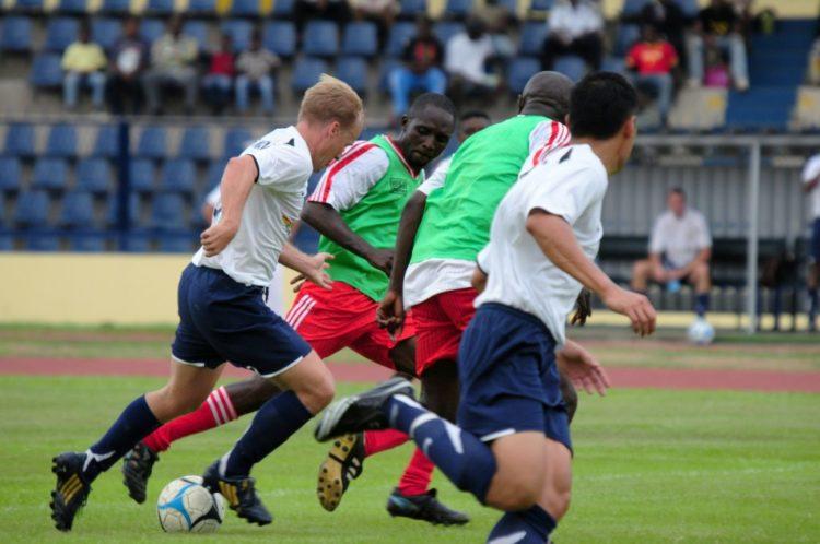Entrenamientos físicos de fútbol 11 y 7