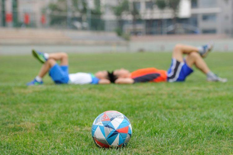 Entrenaminetos físicos de fútbol 11 y 7