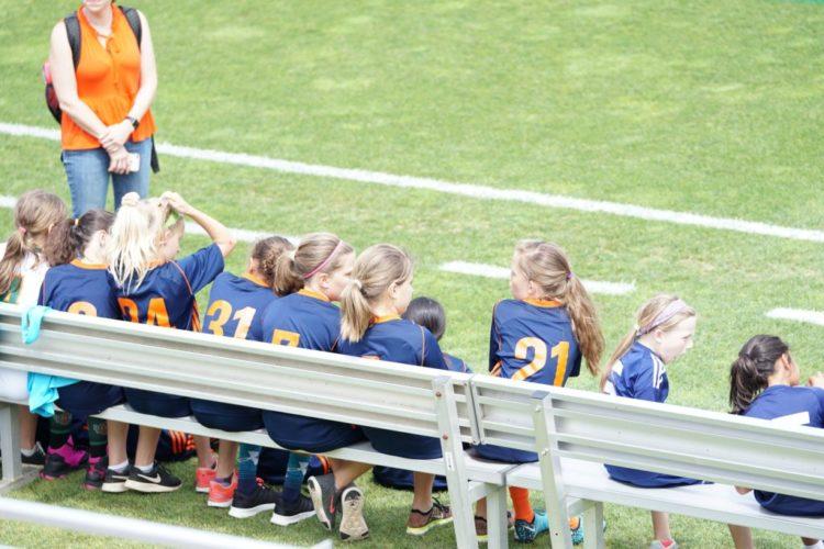 Torneos de fútbol femenino infantil F7