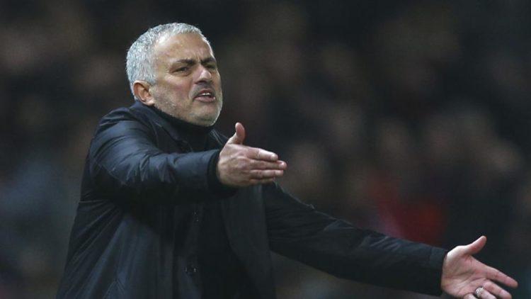 Entrenador en fútbol fantasy José Mourinho