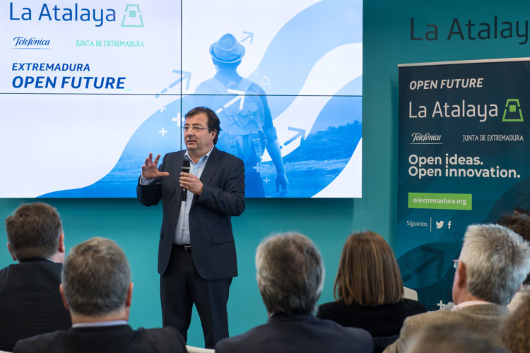 Telefónica y Junta de Extremadura impulsan Extremadura Open Future