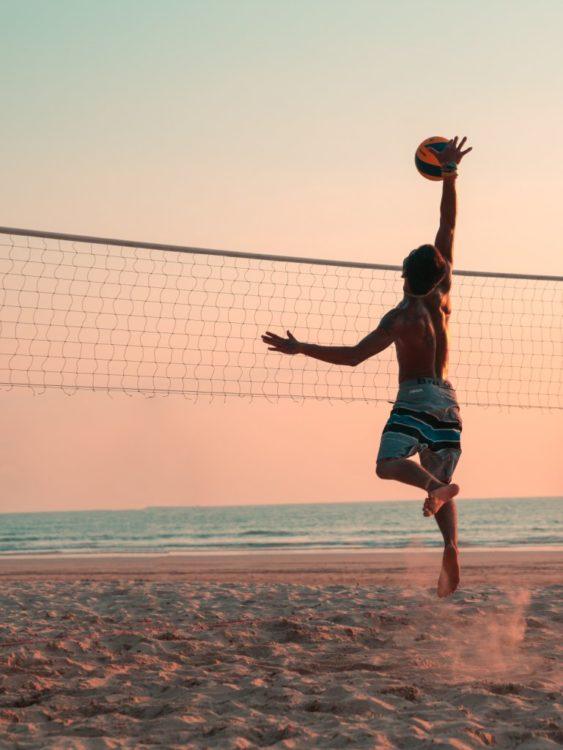 Organizar un torneo de voley playa