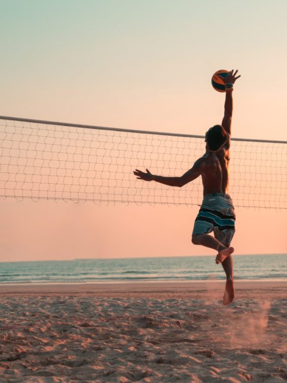 Organizar un torneo de voleibol masculino