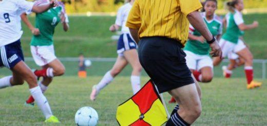 Árbitro de fútbol: reglas, señales y requisitos