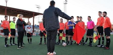 formación cursos de árbitro de fútbol