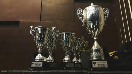 Trofeos para la organización de torneos