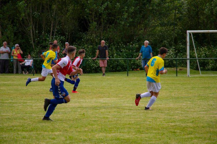 infantiles en la Pirineos Cup