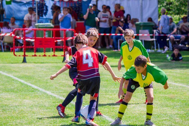 alevines en la Pirineos Cup