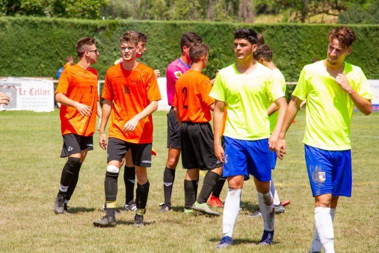 juveniles en la Pirineos Cup