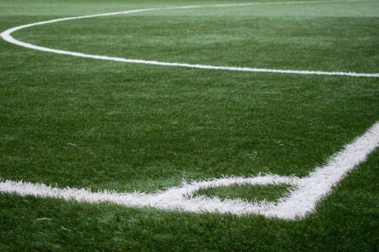 Instalaciones de una escuela de fútbol base