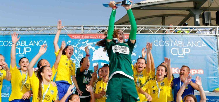 Campeonato de fútbol Costa Blanca Cup
