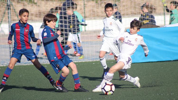 Torneo benjamín Ciudad Pinos Puente