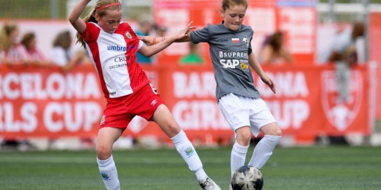 Torneos internacionales de fútbol Barcelona Girls Cup