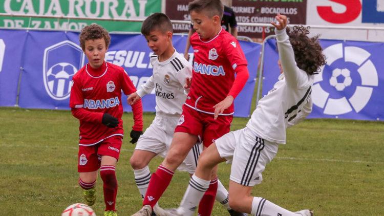 Torneos internacionales de fútbol base Iscar Cup
