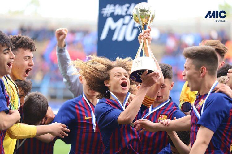 Torneos internacionales de fútbol MIC