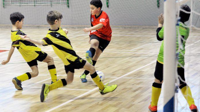 Torneos de Navidad 2019 futsal Antonio Ibañes