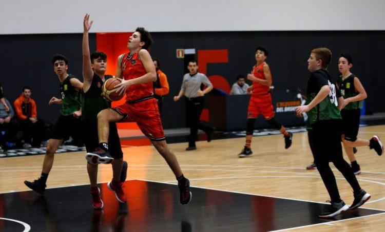Torneos de Navidad de baloncesto - Valencia Basket Cup