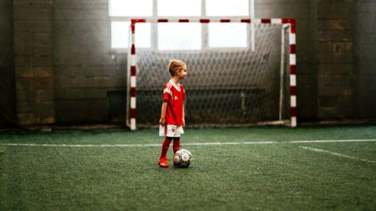 Categorías por edades en equipos de fútbol base