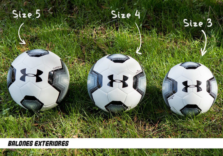Balón De Fútbol Y Futsal Elegir Talla Comprar Pelota Barata Competize