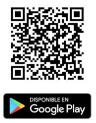 QR para crear torneos con aplicación de Google Play