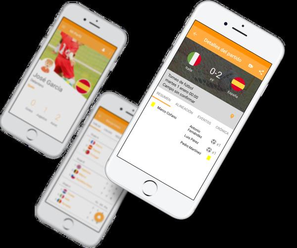 App para organização de campeonatos e ligas - Competize